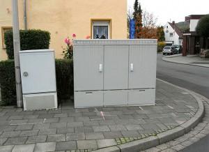 Glasfaser VDSL